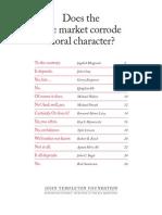 BQ Free Market Essays