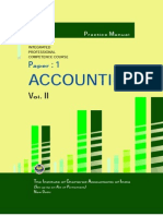 Accounting Vol.ii CA book
