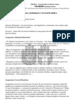 Acupuntura Abdominal Brasileira