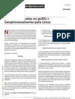 08 Relacionar Tabelas No Gvsig Geoprocessamento Para Linux