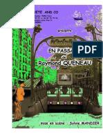 EN PASSANT de Raymond QUENEAU
