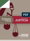 El Progreso de Las Mujeres en El Mundo - Justicia. ONU