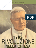 1962 Rivoluzione nella Chiesa
