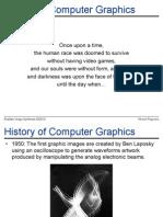 CG01 History Applications