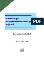 Marketingul IMM
