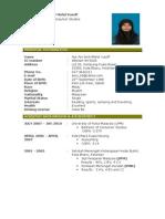 Resume br
