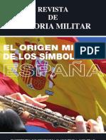 El origen militar de los símbolos de España