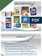 Detergent Wars 2011