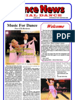 Dance News 2010