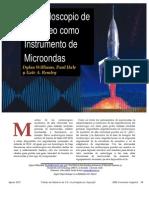 El Osciloscopio de Muestreo Como to de Micro on Das