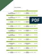 Accounting Ratio Analysis