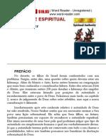 David W. Dyer - Autoridade Espiritual