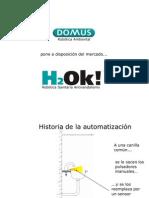 Domus, H2ok y Todas Sus Aplicaciones Oct04
