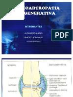 Osteoartropatia Degenerativa New