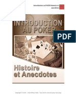 Introduction Au Poker