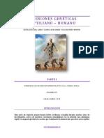 conexiones genéticas reptiliano-humano
