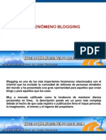 El Fenomemo Blogging