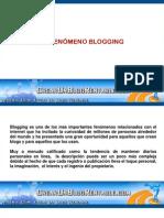 El Fenomemo Blogging