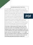 Product Conceptualization Service