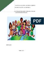 MANUAL DE INTERCULTURALIDAD PARA NIÑOS Y NIÑAS DEL IV CICLO DE EDUCACIÓN BÁSICA REGULAR