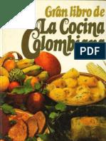 Gran Libro de La Cocina Colombiana