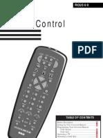 Rca Systemllink5av Remote