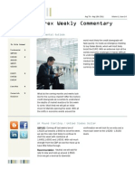 FX Weekly Commentary Aug 7 - Aug 13 2011 - Elite Global Trading