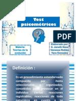 Exposicion_test_psicometricos Silvia, Yara, Vanessa