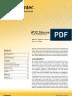 w32 Stuxnet Dossier