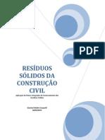 Residuos Solidos Construcao Civil