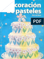 Wilton - Decoracion de Pasteles - Libro de Ideas