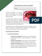 GUÍA DE ATENCIÓN EN CASO DE ABORTO