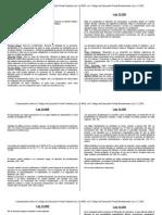 Comparación entre el Código de Ejecución Penal Federal (Ley 24.660) y el Código de Ejecución Penal Bonaerense (Ley 12.256)
