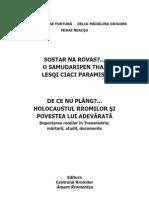 Studiu Holocaustul romilor
