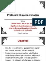 Protocolo Etiqueta e Imagen UNAH