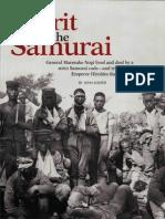 Spitit Samurai