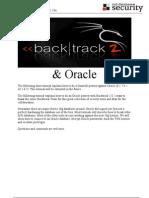 Oracle Backtrack 3