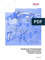 Extract From R927001115 -Practice Electro Pneumatics Student En