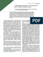 Mayer, et al (1996)