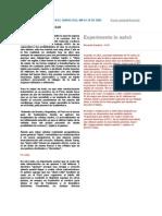 Articulo Publicado en El Diario Ojo..