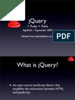 Jquery Presentation to Rails Developers 3264