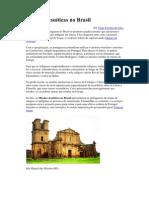 Missões Jesuíticas no Brasil