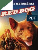 Red Dog by Louis de Bernières Sample Chapter