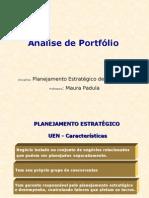 to Estratégico - Análise de Portfólio
