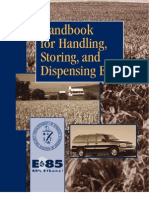 Handbook on Ethanol E85