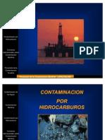 Contaminación por hidrocarburos Derrames
