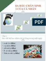 Dau Chan Sinh Thai - Quiz ACCD