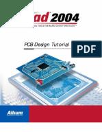 P-CAD 2004 PCB Tutorial