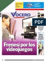 El Vocero Videojuegos 7ago2011