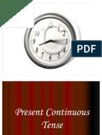 Present Cont